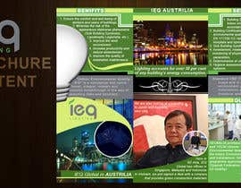Nro 3 kilpailuun Design a Brochure for IEQ Australia käyttäjältä samzter21