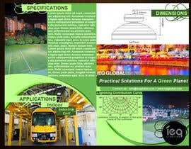 Nro 8 kilpailuun Design a Brochure for IEQ Australia käyttäjältä samzter21