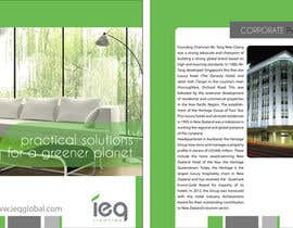#6 for Design a Brochure for IEQ Australia by piligasparini