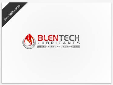 #126 for Graphic Designer Needed to Design a Company Logo for Lubricant Industry by rashedhannan