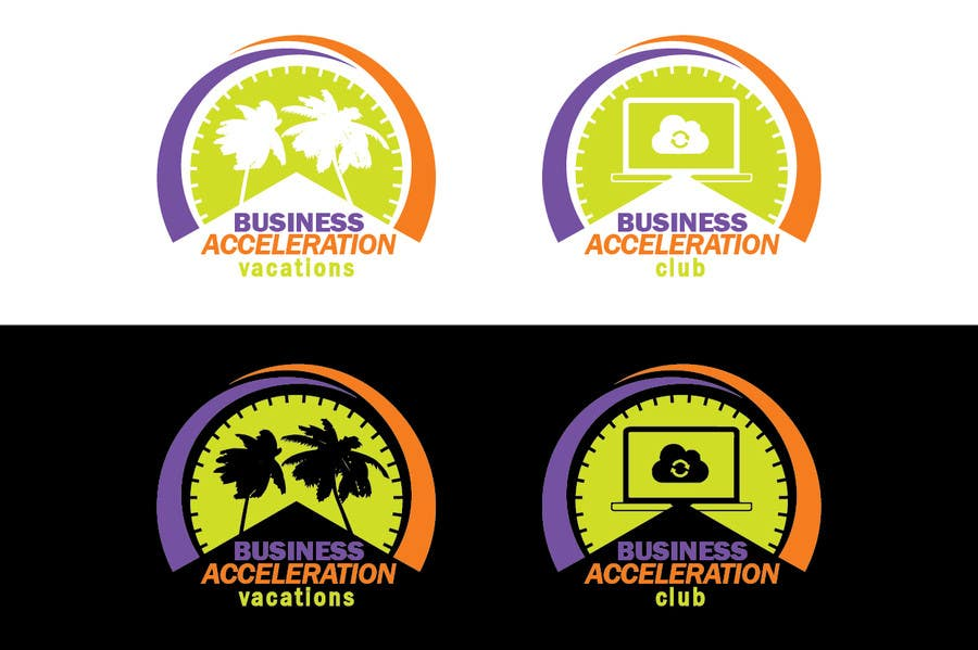 #97 for Design a Logo for Business Acceleration Vacation / Business Acceleration Club by denismascarenhas