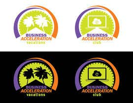 #97 untuk Design a Logo for Business Acceleration Vacation / Business Acceleration Club oleh denismascarenhas