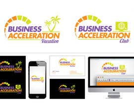 nº 105 pour Design a Logo for Business Acceleration Vacation / Business Acceleration Club par jethtorres