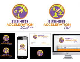 #124 untuk Design a Logo for Business Acceleration Vacation / Business Acceleration Club oleh jethtorres