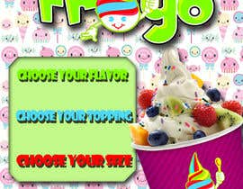 #8 for MrFroyo flyer design af rasvanradu