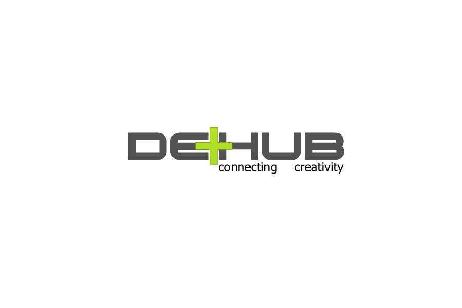 Kilpailutyö #377 kilpailussa Logo Design for dehub - International design company