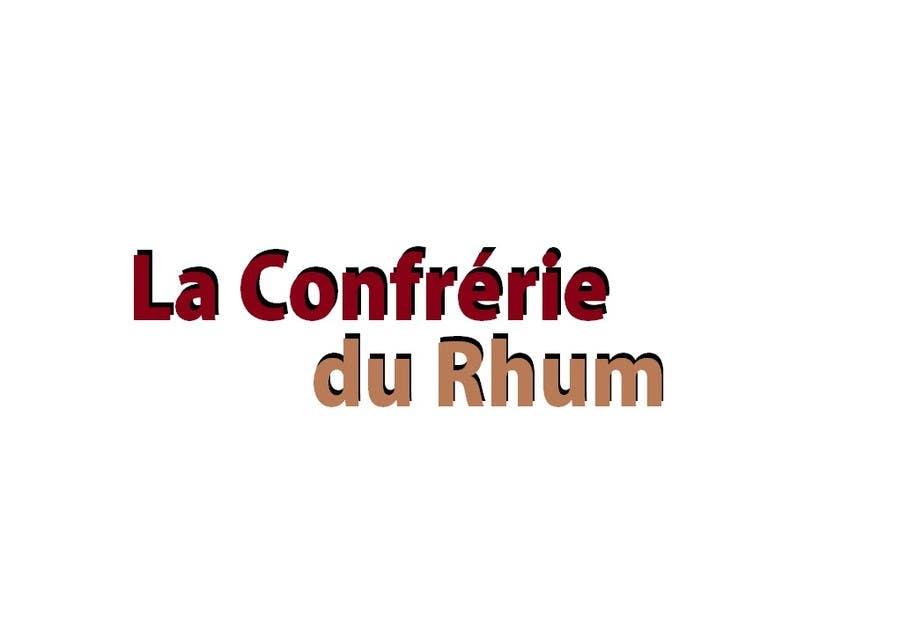 #11 for Logo - La Confrérie du Rhum by sandanimendis