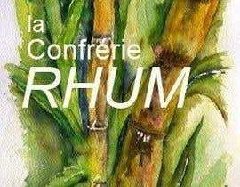 #2 for Logo - La Confrérie du Rhum by lukas00110