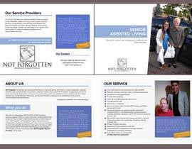 Nro 4 kilpailuun Design a Brochure käyttäjältä nicucapcelea