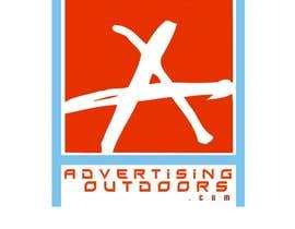 #5 for AdvertisingOutdoors.com Logo af emersonsilvar