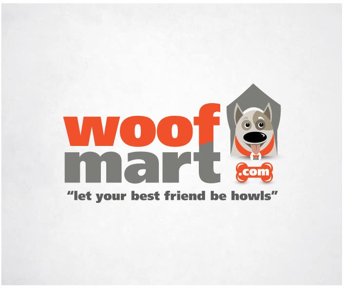 #17 for Logo design for Woof Mart by wavyline