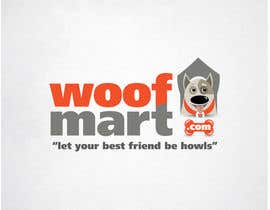 #17 for Logo design for Woof Mart af wavyline
