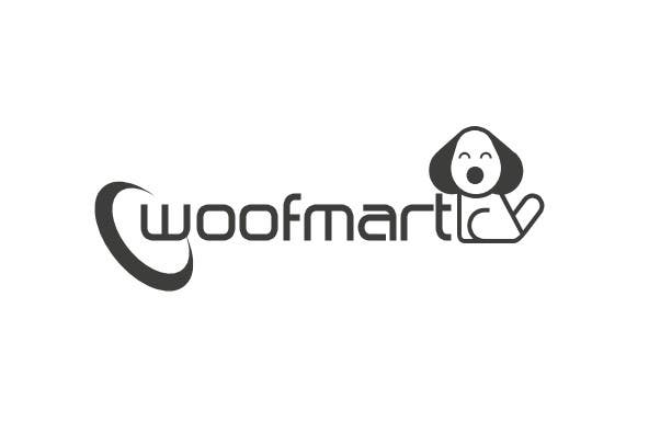 #25 for Logo design for Woof Mart by riadbdkst