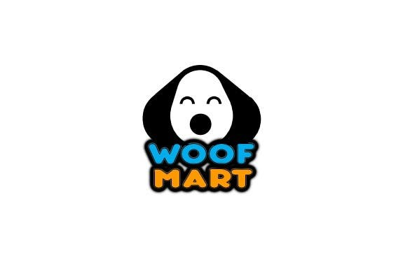 #38 for Logo design for Woof Mart by riadbdkst