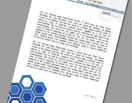 #51 for Design my Company Letterhead af sreesiddhartha