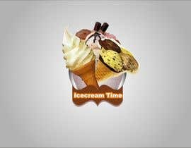 nº 108 pour Logo Design for Icecream Time par asifjano