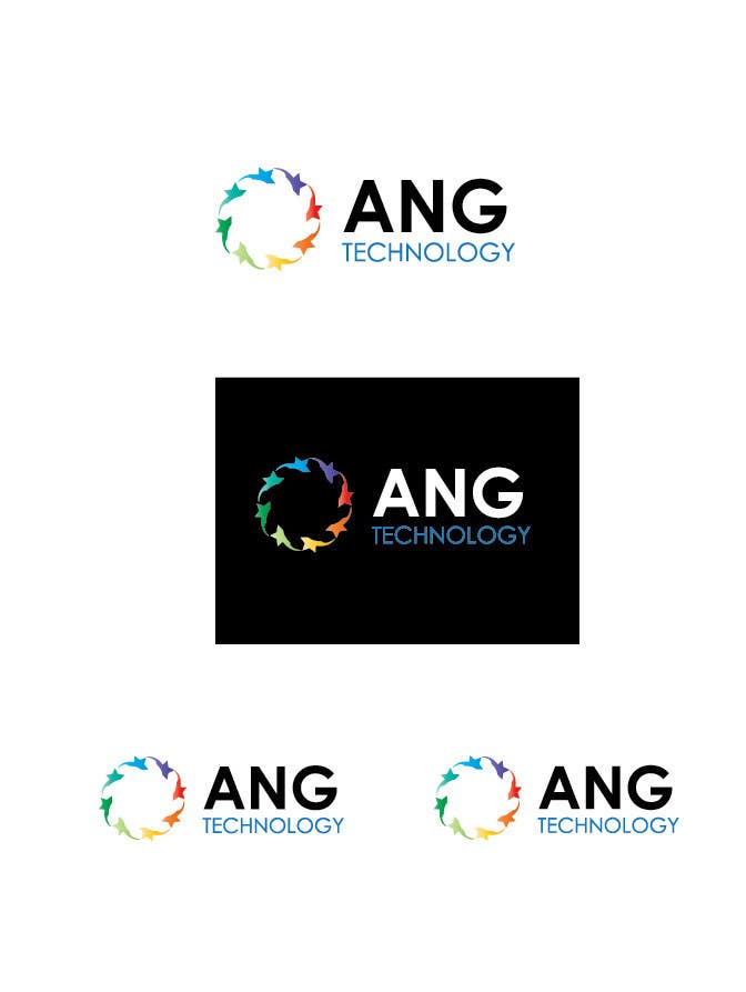 #96 for Design a Logo for ANG Technology by ppawani75