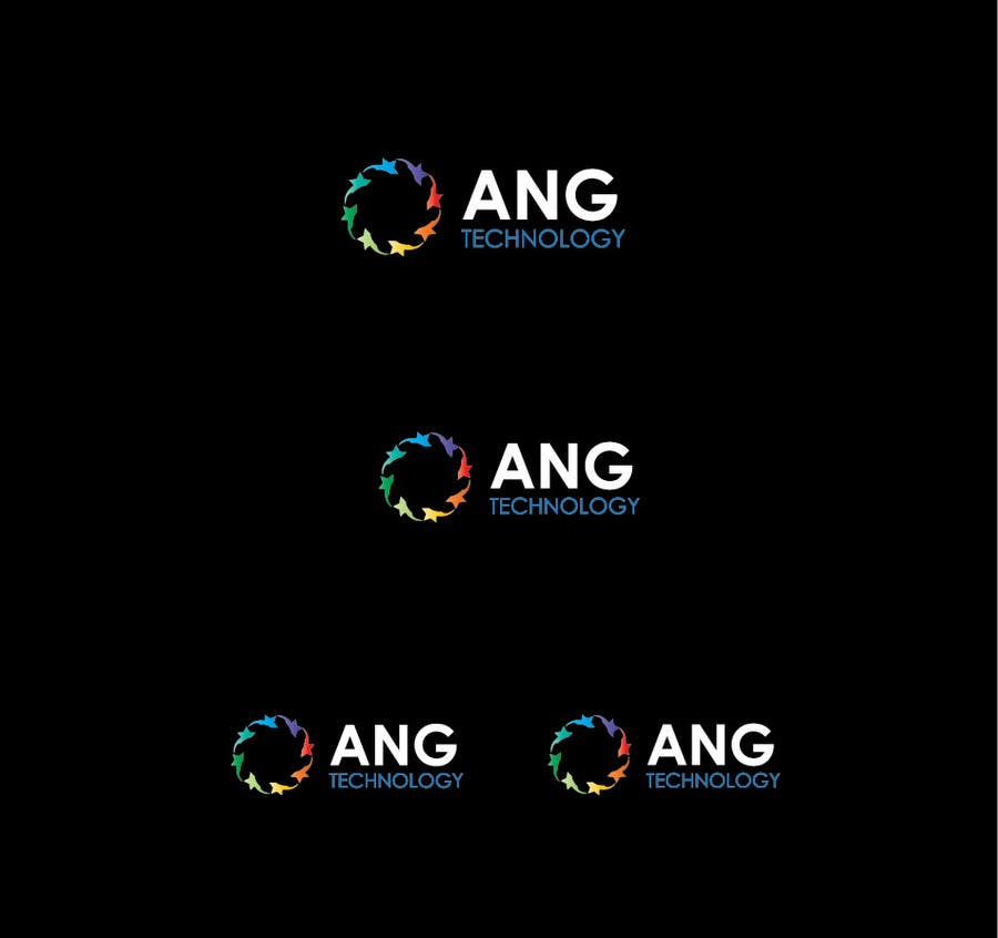 #97 for Design a Logo for ANG Technology by ppawani75