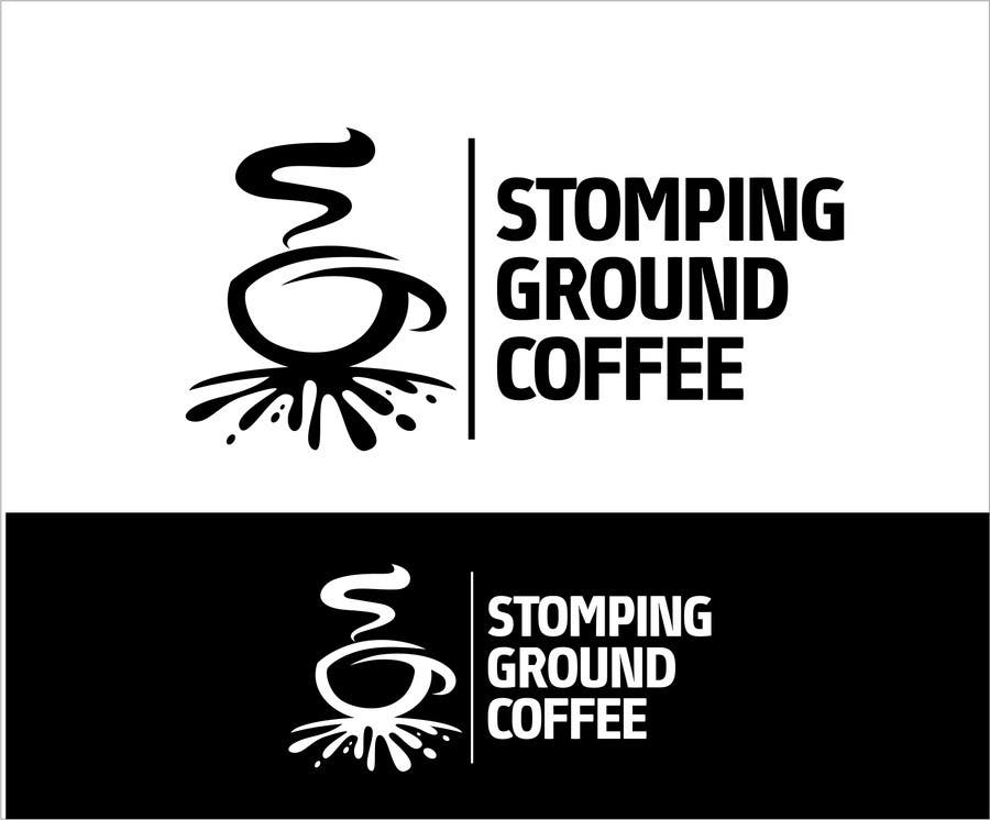 #82 for Design a Logo for 'Stomping Ground' Coffee by arteq04