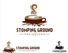 #141 para Design a Logo for 'Stomping Ground' Coffee por arteq04