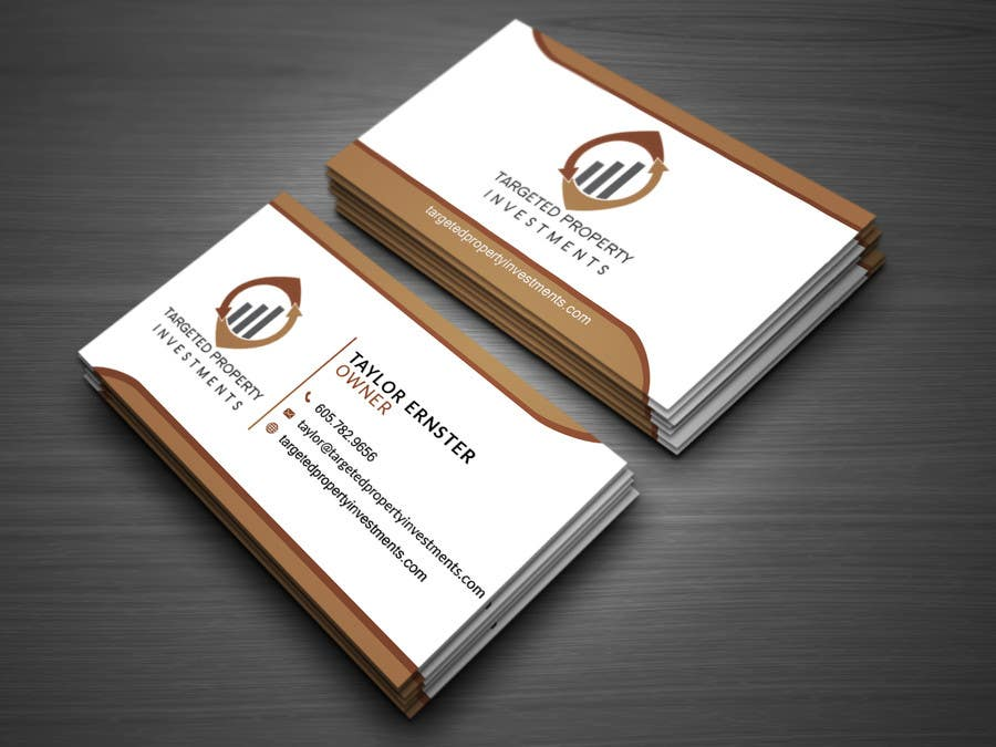 Logo & Business Cards for Real Estate Investment Company - EASY ...