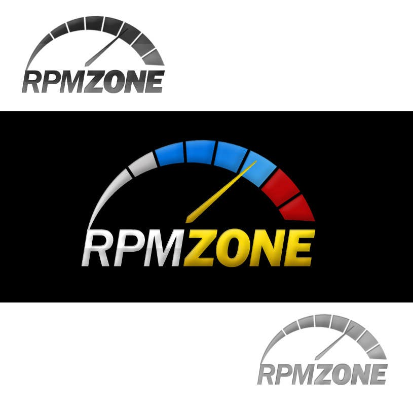 Penyertaan Peraduan #87 untuk Design a Logo for RPMZONE