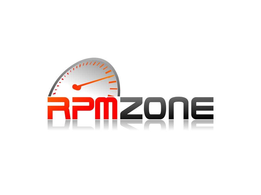 Penyertaan Peraduan #89 untuk Design a Logo for RPMZONE