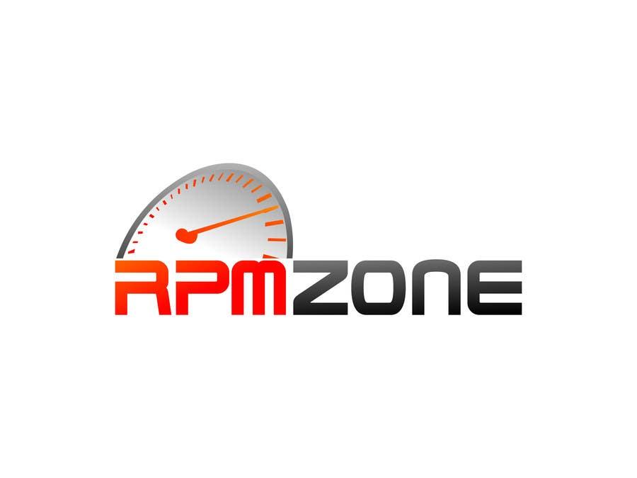 Penyertaan Peraduan #94 untuk Design a Logo for RPMZONE