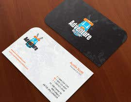 #11 untuk Design some Business Cards for AdventureBite.com oleh midget