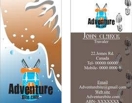 #13 para Design some Business Cards for AdventureBite.com por pathumsameera