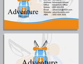 #7 para Design some Business Cards for AdventureBite.com por anhbd2719