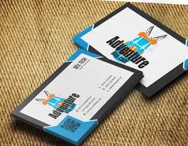 #14 para Design some Business Cards for AdventureBite.com por developingtech