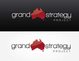 #18 cho Logo Design for The Grand Strategy Project bởi jennfeaster