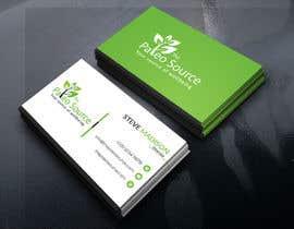 #96 untuk Online Health Food Store Business Card oleh mamunqf