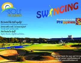 #6 untuk Poster/ Advertisement for Golf Holidays  - RUSH Deadline Sep.13 oleh aia6