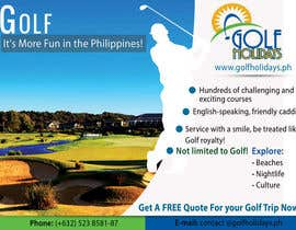 #20 for Poster/ Advertisement for Golf Holidays  - RUSH Deadline Sep.13 af OnpointJamie