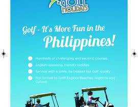 #16 for Poster/ Advertisement for Golf Holidays  - RUSH Deadline Sep.13 af rhysanderton