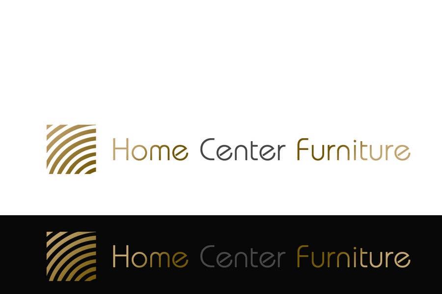 Конкурсная заявка №124 для Logo Design for Home Center Furniture