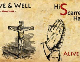 #2 for Create Artwork for CD Album Front & Back Cover for A Christian Band by GabrielGACHI