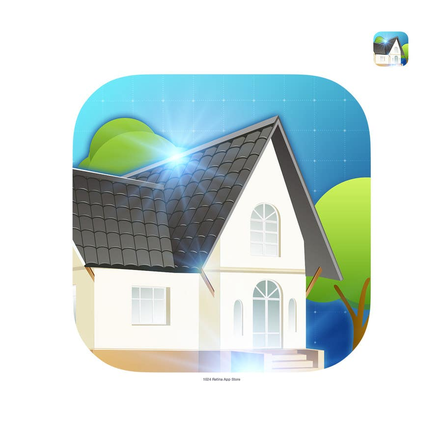 Contest Entry #15 for Design App Icon  Home Repair & Renovation Game