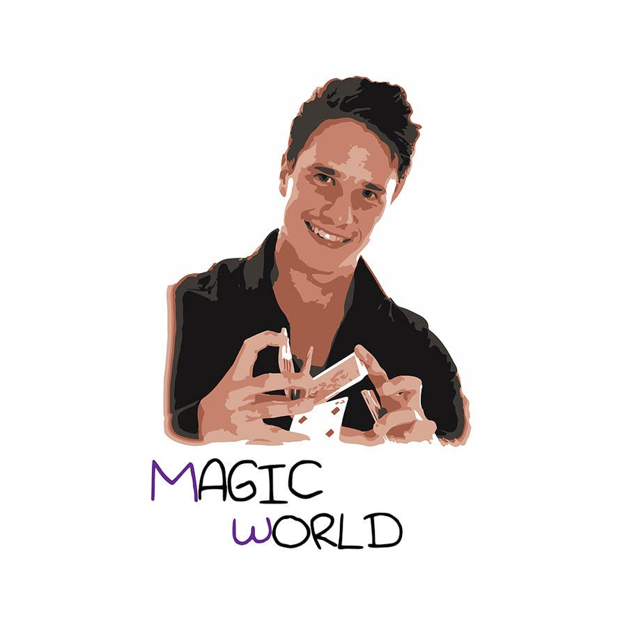 Penyertaan Peraduan #26 untuk Design a Logo for MagicWorld.co.uk