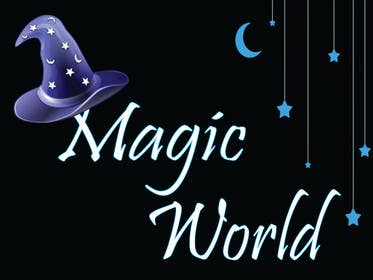 gpatel93 tarafından Design a Logo for MagicWorld.co.uk için no 30