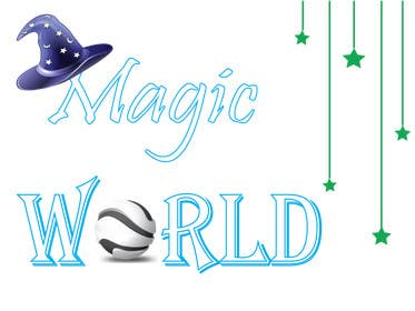 gpatel93 tarafından Design a Logo for MagicWorld.co.uk için no 32