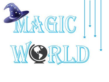 gpatel93 tarafından Design a Logo for MagicWorld.co.uk için no 33