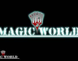 nº 31 pour Design a Logo for MagicWorld.co.uk par yacine92