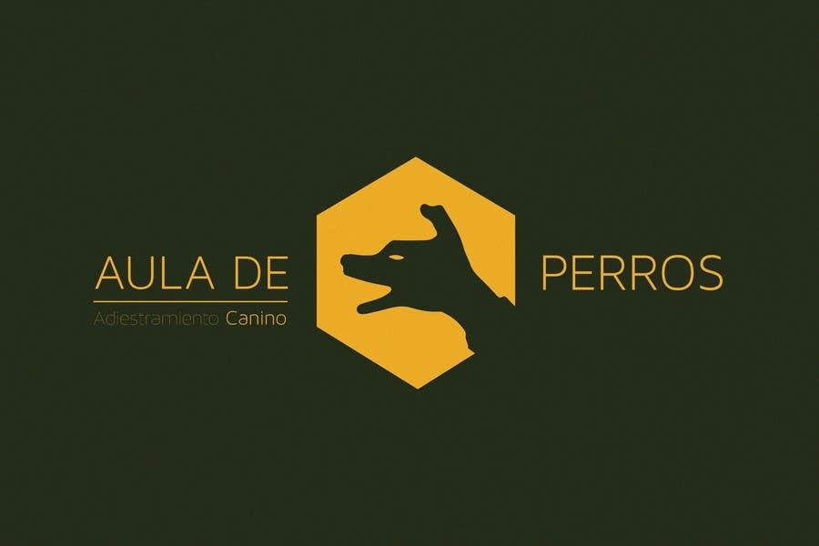 Kilpailutyö #                                        68                                      kilpailussa                                         Diseñar un logotipo for Aula de perros