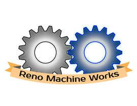 #7 para Design a Logo for Reno Machine Works por topprofessional