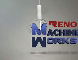 #20 para Design a Logo for Reno Machine Works por hamzache