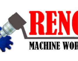 #42 para Design a Logo for Reno Machine Works por chris587
