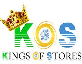 #8 for Design a Logo for King Of Stores by developingtech